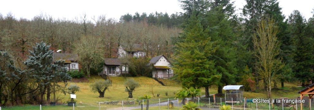 Holiday village for sale Dordogne