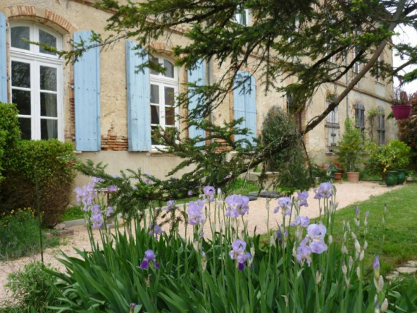 Chateau guest house for sale near Toulouse